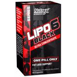 Buy Nutrex Lipo6 Black Ultra Concentrate Intl Version 60 Capsules Nutrex Cheap