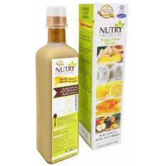 Best Deal Nutrihealths Natural Health Enhancer 500 Ml Apple Cider Vinegar Lemon Honey Ginger And Garlic