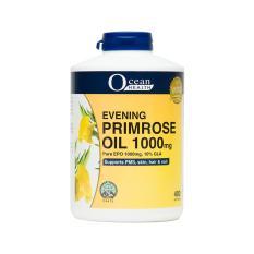 New Ocean Health Evening Primrose Oil 1000Mg 400 S