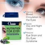 Buy Ocean Health Nutrition For Eyes 60 S Tablets Cheap On Singapore