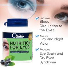 Purchase Ocean Health Nutrition For Eyes 60 S Tablets