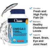 Buy Ocean Health Omega 3 Fish Oil 1000Mg 180 S Softgels Cheap Singapore