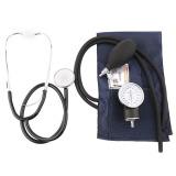 Oem Aneroid Sphygmomanometer Blood Pressure Measure Device Kit Cuff Stethoscope Oem Discount