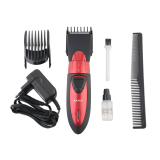 How To Buy Oh Hc 001 Rechargeable Men Electric Shaver Hair Clipper Trimmer Grooming Kit Red