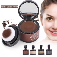Ohico Hairline Shadow Powder Hair Repair Instant Hair Cover Beauty Makeup 1 - Intl By Beautytop.