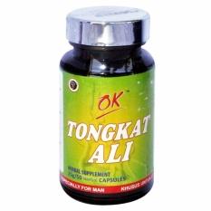 Buy Ok Tongkat Ali 50 Capsules New Formula Super Potent Men Health Booster Ok Original