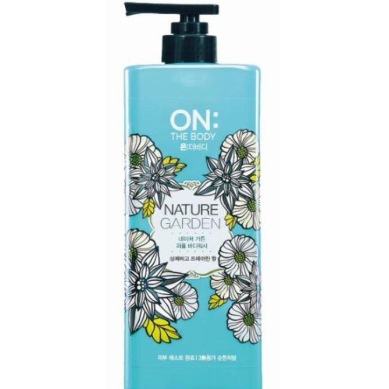 Buy On The Body Nature Garden Perfume Body Wash 500ml Singapore