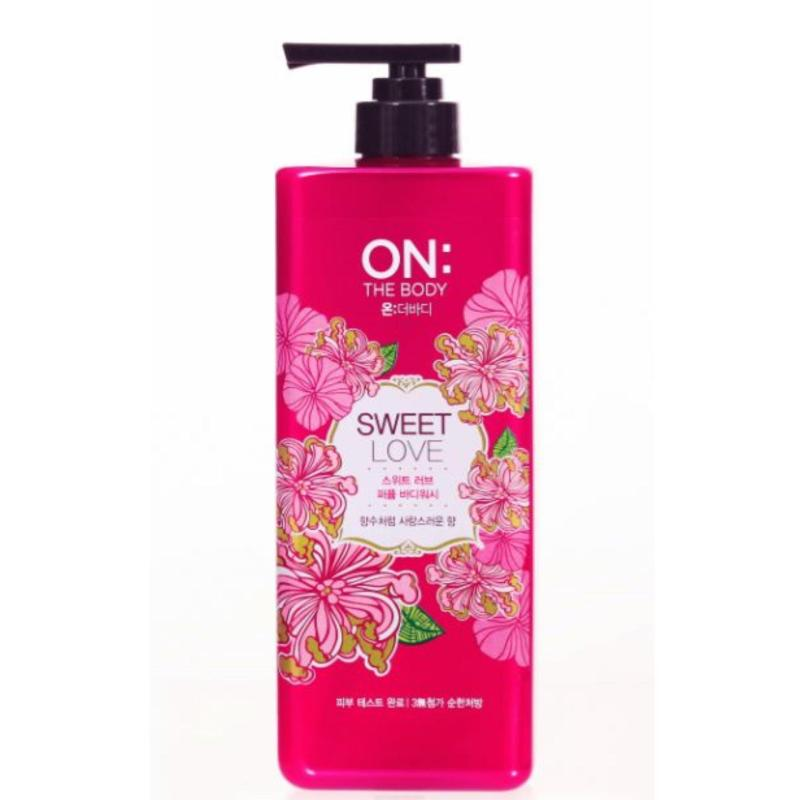 Buy On The Body Sweet Love Perfume Body Wash 500ml Singapore