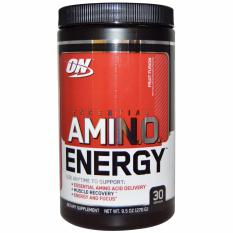 Who Sells Optimum Nutrition Amino Energy 30 Serve Fruit Fusion The Cheapest