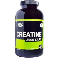 Discount Optimum Nutrition Creatine 2500 Caps 2 5 G 200 Capsules Optimum Nutrition