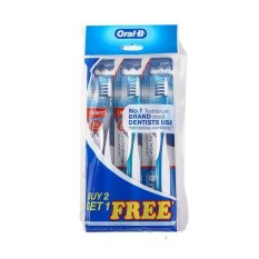 Review Oral B Pro Health 7 Benefits 35 Toothbrush Soft 3Pcs Oral B On Singapore