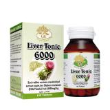 Get The Best Price For Organic Nature Liver Tonic 6000Mg 100 Tablets