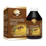 Brand New Organic Nature Propolis 2000Mg 180 Capsules