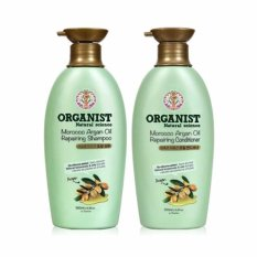 Review Organist Natural Moroco Argan Oil Conditioner 500Ml Intl Lg