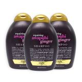 Pack Of 3 Ogx Organix Repairing Awapuhi Ginger Shampoo 385Ml 6839 For Sale Online