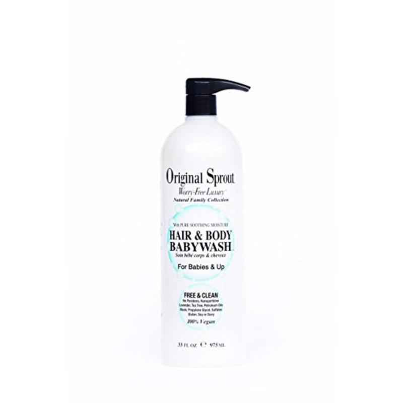 Buy ORIGINAL SPROUT HAIR & BODY WASH 2N1 33OZ Singapore