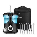 Deals For Ovonni Water Flosser Dental Oral Irrigator Black Intl