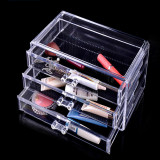 P03 Acrylic Drawers Cabinet Box Makeup Case Jewelry Storage Cosmetic Organiser Style 23 Discount Code