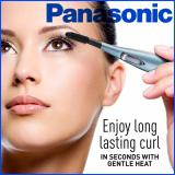 Store Panasonic Eh2351 Heated Eyelash Curler With Comb Design Intl Panasonic On South Korea
