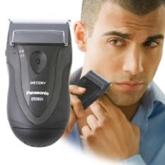 Price Comparisons Panasonic Es3831 Wet Dry Shaver Compact Single Blade Wet Dry Travel Shaver Battery Operated