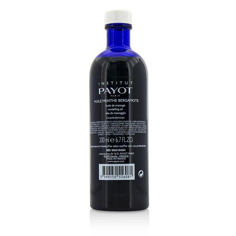 Buy Payot Huile Menthe Bergamote Modelling Oil - Salon Product 200ml/6.7oz - intl Singapore