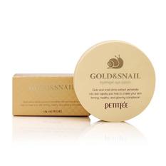 Petitfee Gold Snail Eye Patch 1 4G X 60Pcs Petitfee Discount