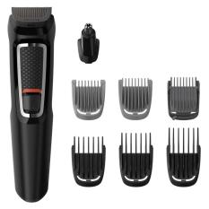 Buying Philips Mg3730 Multigroom Series 3000 8 In 1 Face Hair Trimmer