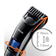 Philips Qt4000 Proskin Advanced Trimmer With 1mm Precision By Ds Store Singapore.