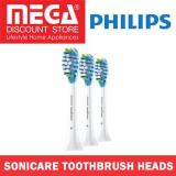 Sale Philips Sonicare Adaptiveclean Standard Sonic Toothbrush Heads Hx9043 Philips Branded