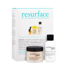 Buy Philosophy Resurface The Microdelivery Dual Phase Peel 2 Piece Skin Care Set 1Set 2Pcs Intl Philosophy
