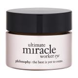 Best Buy Philosophy Ultimate Miracle Worker Eye Multi Rejuvenating Eye Cream Broad Spectrum Spf 15 5Oz 15Ml Intl