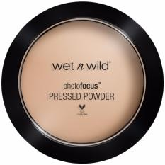 Low Cost Photofocus Pressed Powder Neutral Buff