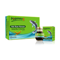 Who Sells Polleney Essence Of Black Fish With American Ginseng 6 Bots X 70Ml Cheap