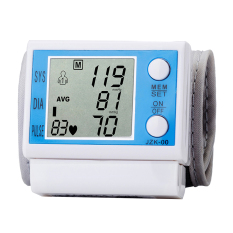 Sales Price Portable Digital Pulse Meter Wrist Blood Pressure Monitor Medical Device
