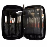 Best Pro 10 Cosmetic Makeup Brush Bag Case Handle Organizer Holder Pouch Pocket Kit Intl