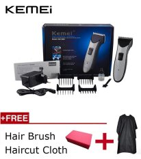 Discounted Professional Cordless Hairclipper Electric Men Head Hair Clipper Trimmer Removal Shaver Rechagreable Hair Clipper Km 3909 Intl