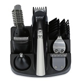 Discount Professional Hair Trimmer Clipper Shaver 6 In 1 Full Set Family Personal Care Electric Shaver Beard Trimmer Hair Cutting Machine Eu Plug Intl Oem China