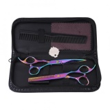 How To Get Professional Pet Dog Cat Grooming Scissor 6 Cutting Fur Shears Colorful Intl