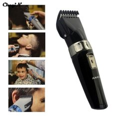Price Professional Washable Electric Hair Clipper Rechargeable Beardtrimmer Washable Cutter Shaver Cordless Razor For Men Facecare Multicolor Overseas Overseas Intl Oem New