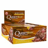 Deals For Quest Bar Chocolate Brownie Box Of 12
