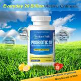Puritan S Pride Probiotic 10 20 Billion 120 Capsules Item 031643 Reviews