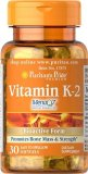Buy Puritan S Pride Vitamin K 2 Menaq7 50 Mcg 30 Softgels Item 017875 Singapore