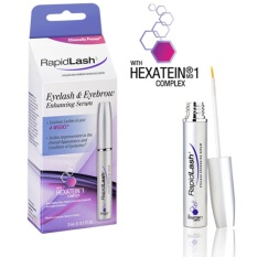 Rapidlash Eyelash/eyebrow Enhancing And Conditioning Serum. Similiar To Revitalash, Ilash, Xlash By Mirage.