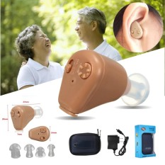 Best Reviews Of Rechargeable Hearing Aid Aids Mini Ear Sound Amplifier Adjustable Tone Intl