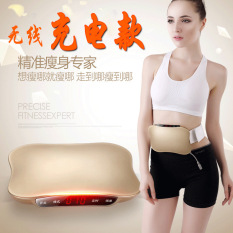 Sale Rechargeable Slimming Waist Belt Electronic Machine Massager Intl Online On China