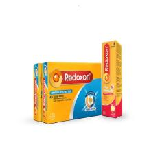 Buy Redoxon Triple Action Effervescent Tab Orange 2X45S Vita Immune Effervescent Tab 15S Cheap On Singapore