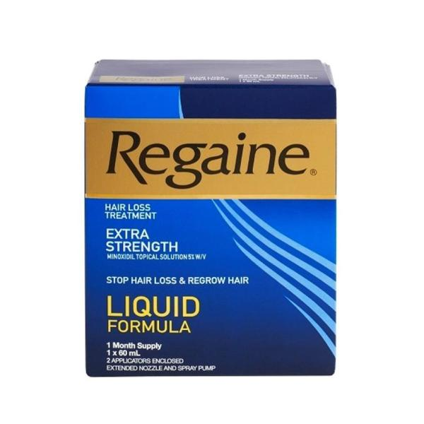 Buy Regaine Extra Strength, 5% Solution Twin Pack 60Ml X 2 Singapore