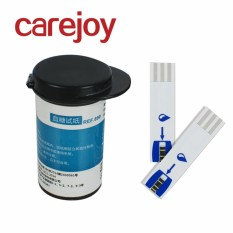 Price Replacement Blood Glucose Test Strips Blue 50 Pcs 50 Free Lancets Intl Carejoy Tm Online