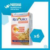 Cheap Resource® Fruit Beverage Liquid Peach 237Ml X 6