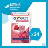 Cheaper Resource® Fruit Beverage Liquid Wildberry 237Ml X 24